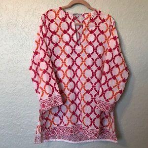 Barbara Gerwit Tunic XL Cotton